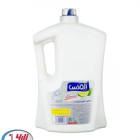 مایع ظرفشویی لیمو آلوکس ۳۷۵۰ گرمی
