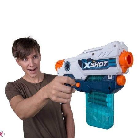 تفنگ اکس شات X-Shot – Hurricane Clip