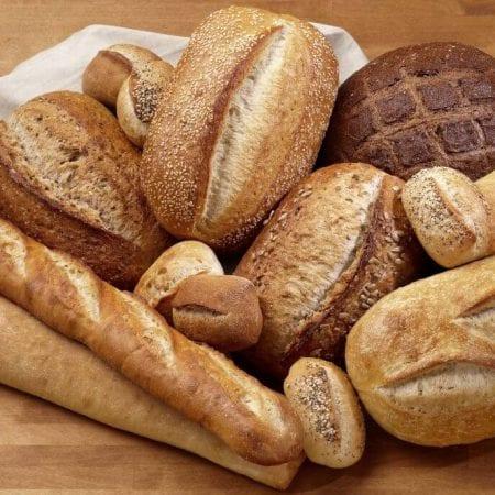 نان و خمیر و غلات