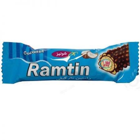 شکلات رامتین نارگیلی شونیز ۲۴ عددی/۴۷۰ گرم
