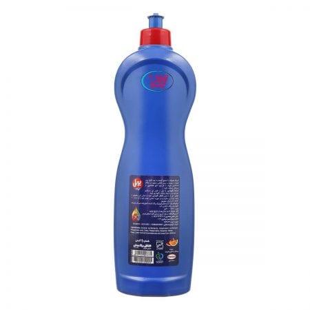 مایع ظرفشویی پریل با رایحه پرتقال و گریپ فروت/ ۱ لیتر