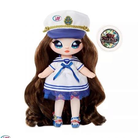 عروسک نانا سورپرایز سری Sparkle مدل ملوان بلو