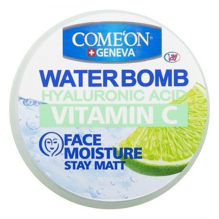 کرم واتربمب کامان ویتامین سی/۲۰۰ میلی لیتری