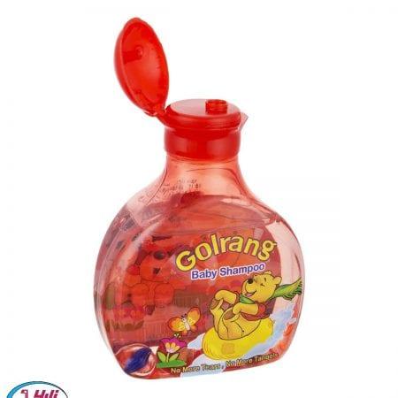 شامپو گلرنگ بچه تیلهای قرمز – ۲۱۰ گرمی