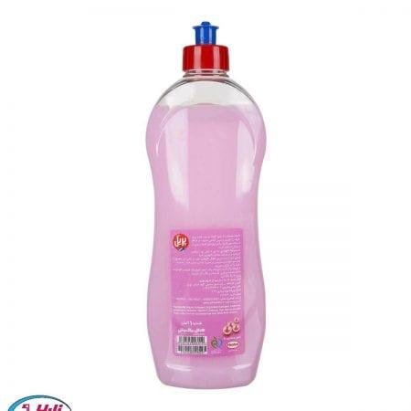 مایع ظرفشویی پریل صورتی محافظ دست و ناخن – ۷۵۰ گرمی