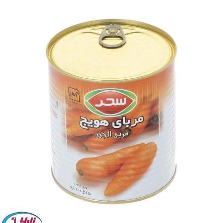 مربا هویج قوطی سحر / ۹۰۰ گرم