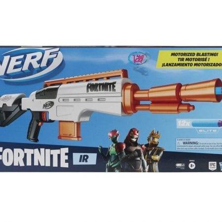 تفنگ نرف Nerf نوع Fortnite IR