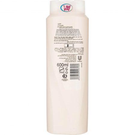 شامپو موهای خشک سان سیلک/۶۰۰ میلی لیتری